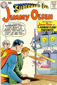 Supermans Pal Jimmy Olsen 033