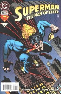 Superman Man of Steel 49