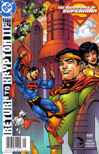 The Adventures of Superman 606