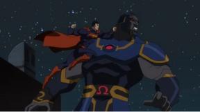 Superman en Batalla contra Darkseid