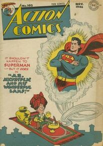 Action Comics Issue 102