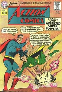 Action Comics Issue 274