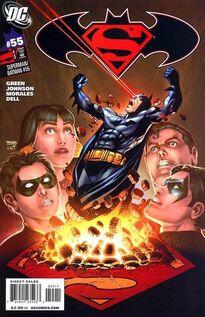 Superman Batman 55