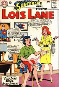 Supermans Girlfriend Lois Lane 057