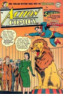Action Comics Issue 166