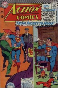 Action Comics Issue 337