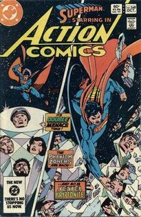 Action Comics Issue 548