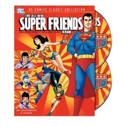 DVD - The All New Super Friends Hour - Season 1 Volume 1