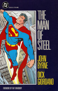 Man of Steel trade