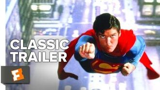 Superman (1978) Official Teaser Trailer - Christopher Reeve Movie HD