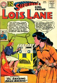 Supermans Girlfriend Lois Lane 035