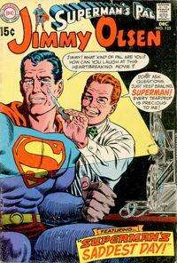 Supermans Pal Jimmy Olsen 125