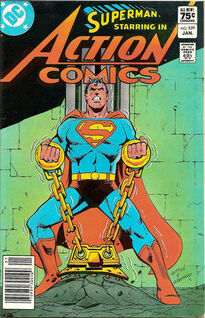 Action Comics Issue 539