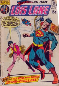 Supermans Girlfriend Lois Lane 109