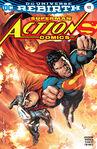 Action Comics 971 variant