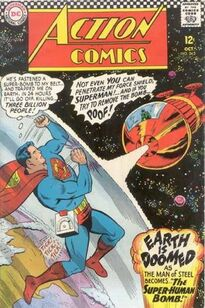Action Comics Issue 342
