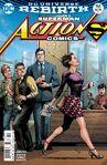 Action Comics 965 variant