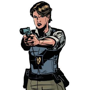 Maggie Sawyer - Batwoman 15