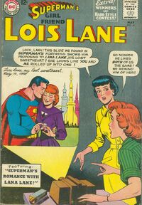 Supermans Girlfriend Lois Lane 041