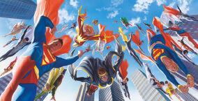 New Krypton Kryptonians