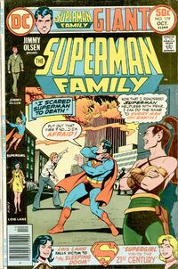 Superman Family 179