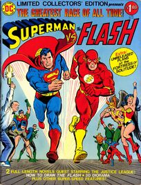 Superman vs Flash Special