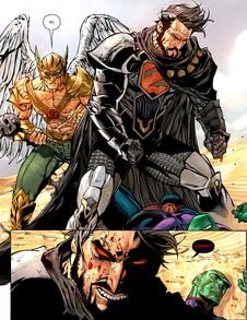 Zod vs JLA