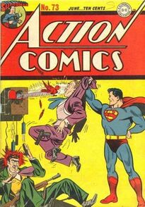 Action Comics Issue 73