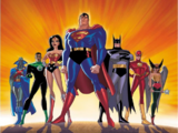 Liga de la Justicia (serie animada)