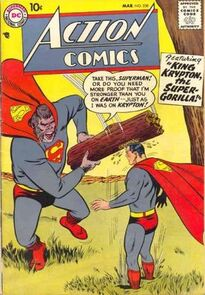 Action Comics Issue 238