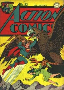 Action Comics Issue 82