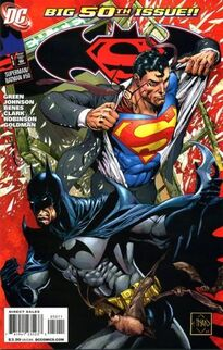 Superman Batman 50