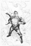 Action Comics 961 pencils