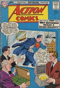 Action Comics Issue 305