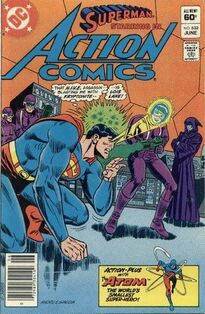 Action Comics Issue 532