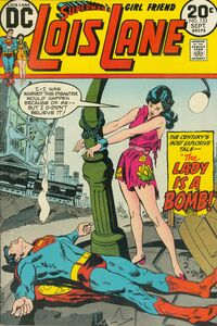 Supermans Girlfriend Lois Lane 133