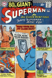 SupermanDeath-Superman197July1967