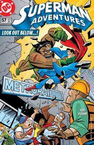 Superman Adventures 57