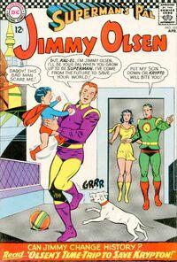 Supermans Pal Jimmy Olsen 101