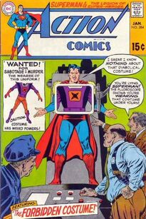 Action Comics Issue 384