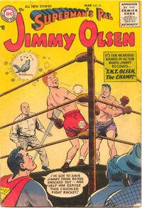Supermans Pal Jimmy Olsen 011