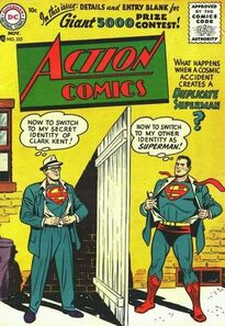 Action Comics Issue 222