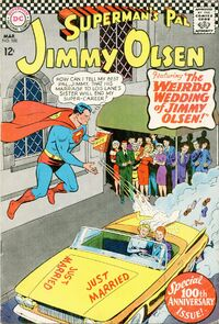 Supermans Pal Jimmy Olsen 100