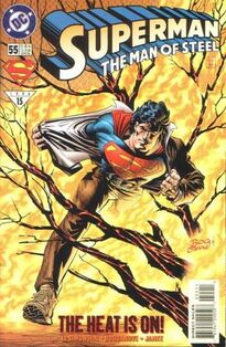 Superman Man of Steel 55