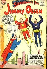 Supermans Pal Jimmy Olsen 069