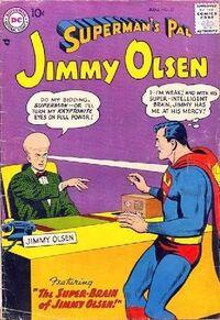 Supermans Pal Jimmy Olsen 022
