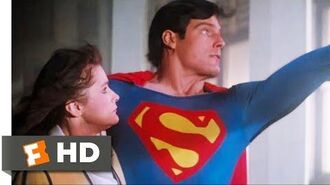 Superman (1978) - Super Rescue Scene (4 10) Movieclips