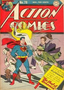 Action Comics Issue 78