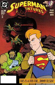Superman Adventures 28