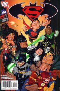 Superman Batman 51